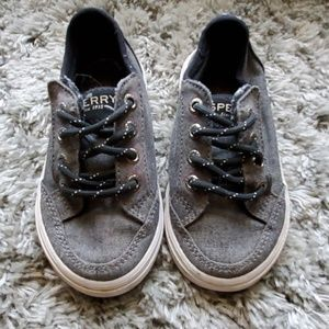Toddler Sperry size 8